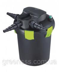 Pressure filters for ponds