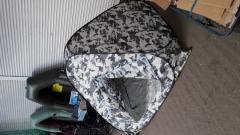 Палатка 2м х 2м автомат для зимней рыбалки
