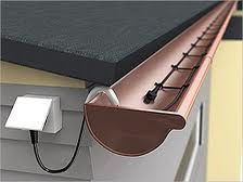 Система антиобледенения Hemstedt DAS 30 кабель 14м со встроеным термостатом
