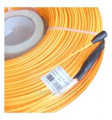 Тепла підлога 7 м.кв Woks 1050Вт 109м тонкий нагрівальний кабель
