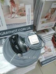 Теплый пол GrayHot 0,8 м2