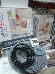 Нагревательный кабель GrayHot для теплого пола 2,9 м2