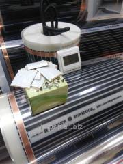 Heat-insulated floor of Sun-Floor Korea of 3 sq.m