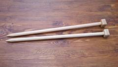 Spokes wooden