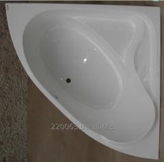 Ванна акриловая угловая КМТ Релакс 140 X 140 с