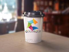 Одноразовый стаканчик, производство, брендирование