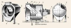 Барабанный скальператор А1-БЗО