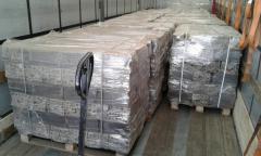 Stone pine briquettes Kay eurofirewood