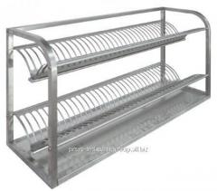 Racks for drying dishes