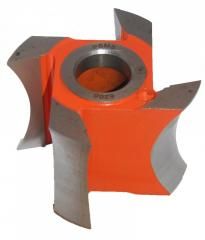 Cutter 03-721-1/160.110 for production of cladding