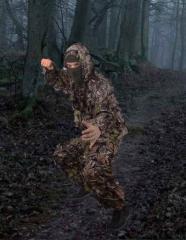 Camouflaged uniform
