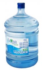 """Доставка питьевой воды ТМ """"Еко Вода"""