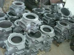 Body of axle box No. 100.10.009-0, No. 100.10.020,