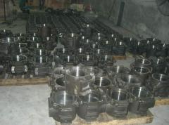 Body axle box 100.10.009-0