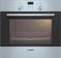 Glass for an oven