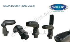 Armrests for car flip