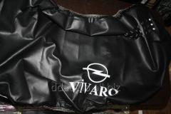 Чехол капота (кожазаменитель) Opel Vivaro
