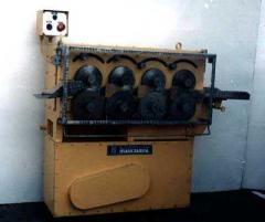 Машина калибрующая Ж7-ШКЖ для калибровки