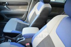 Model car seat covers