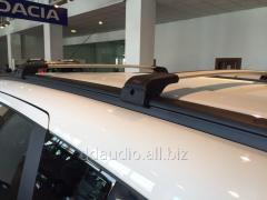 Ca luggage rails