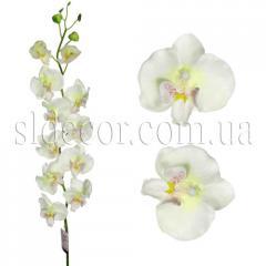 Цветы искусственные. Орхидея из латекса.