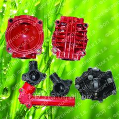 Repair of pumps