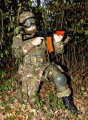 Униформа спецназа. Униформа, образца армии США .