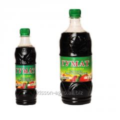 Humate for vegetables. The volume of 0.5 l., 1
