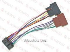 Проводка для магнитол Коннектор до SONY CDX 3000 - ISO
