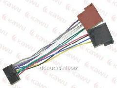 Проводка для магнитол Коннектор до PROLOGY CMD-120, AEG 530 - ISO