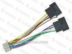 Проводка для магнитол Коннектор до PANASONIC CQ-RDP 123 - ISO