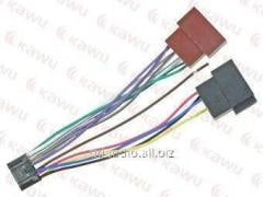 Проводка для магнитол Коннектор до KENWOOD KRC-256/JVC 2011-> - ISO