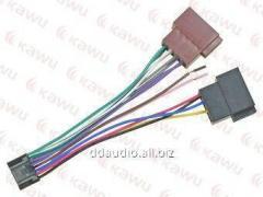 Проводка для магнитол Коннектор до JVC KD-LX 3R - ISO