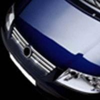 Накладки на решетку (нерж) 2000-2004 год, 8 полосок Volkswagen Sharan (1995-2010)