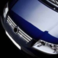 Накладки на решетку (нерж) 1995-2000 год, 6 полосок Volkswagen Sharan (1995-2010)