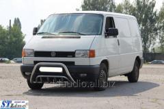 Кенгурятник WT002 60мм (нерж) Volkswagen T4 Transporter