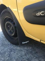 Брызговики (4 шт) Renault Kangoo (1998-2008)