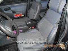 Авточехлы Экочехлы+Ткань ВАЗ 2110-21115