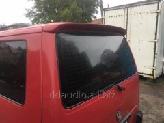 Спойлер на двери Анатомик (под покраску) Volkswagen T4 Transporter
