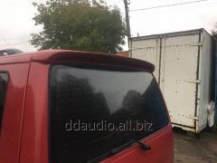 Спойлер на двери Анатомик (под покраску) Volkswagen T4 Caravelle/Multivan