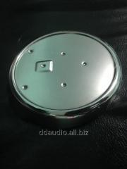 Хром подставка под переднюю эмблему (нерж) Doblo III nuovo (2010+/2015+)