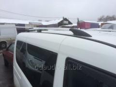 Рейлинги Хром Maxi, Металлические ножки Doblo III nuovo (2010+/2015+)