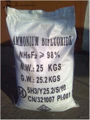 Microadditive to fertilizers - Ammonium