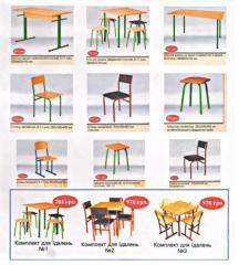 Мебель для предприятий общественного питания.