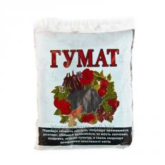 Seca-se o fertilizante orgânico humato 200 g