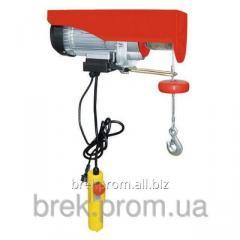 Подъёмник электрический Уралмаш 250/500
