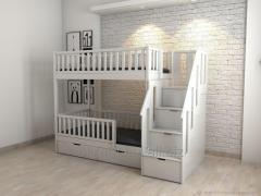 Кровать двухъярусная Браво