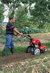Motor-cultivator of HONDA FF 500 DE. Cultivators.