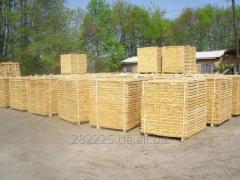 Pallet board pine