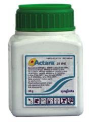 ACTARA 25 WG 20x40 G UAA, syngent herbicide